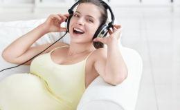 Ноты для двоих: что слушать будущей маме?