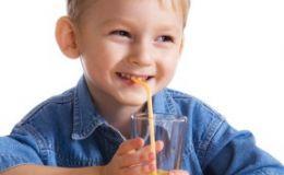 Полезные соки в детском меню. Топ-6