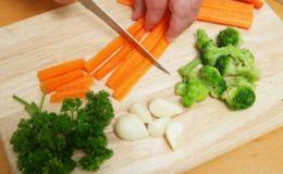 Морковь и брокколи защитят детей от ожирения