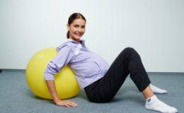 Первая стадия родов: схватки