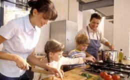 Диетологи: домашняя еда приводит к набору лишнего веса