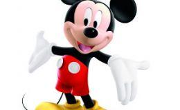 Микки Маус празднует свой 86-й День Рождения!