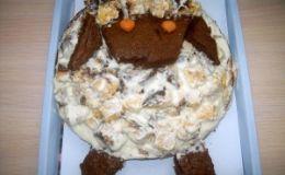 Торт «Барашек» — рецепт от читателя журнала Максима Бондарь из г. Киева