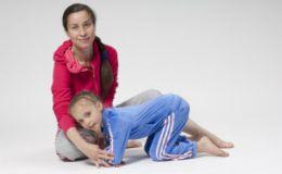 Укрепляем иммунитет — комплекс йоги для детей