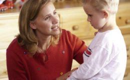 Ребенок ругает сам себя — как реагировать?