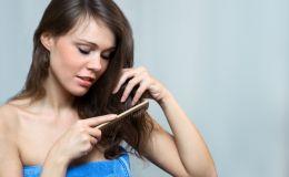 Как быстро остановить выпадение волос: 3 суперметода!