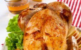 Как приготовить цыпленка под соусом?