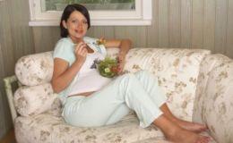 Жиры в рационе беременной вредят здоровью ребенка