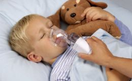Стресс после развода вызывает астму у детей