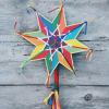 Рождественская звезда своими руками: 2 варианта вертепного атрибута