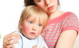Антибиотики при простуде у ребенка