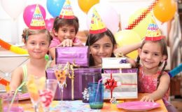 ТОП-10 идей для детского дня рождения