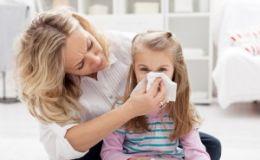 Медики: простуда возникает из-за холодной погоды