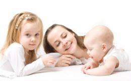 Идеальная разница в возрасте между детьми — какая она?