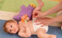 Пять советов, как предотвратить опрелости у младенца