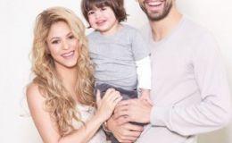 Шакира во второй раз стала мамой!