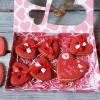 День Святого Валентина: 4 романтических десерта для всей семьи