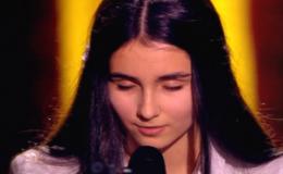 Голосистая Анна Тричер блестяще выступила на шоу «Голос. Дети» (Видео)