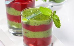 Что такое зеленые коктейли здоровья и как их приготовить? (Видео)