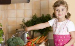 Как заставить детей полюбить фрукты и овощи?