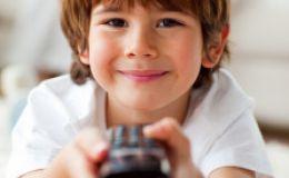 Дети и телевизор: важные правила