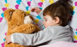 Как наладить сон ребенка?