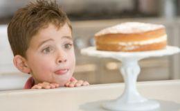 Есть ли у вашего малыша зависимость от сладкого. Тест