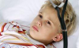 Ингаляции во время кашля ребенка — советы доктора Комаровского