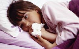 Длительный насморк у ребенка — причина в прорезывании зубов?