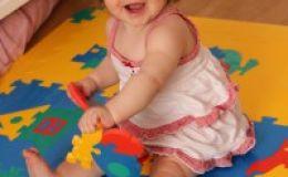 Пальчиковая гимнастика поможет развитию речи малыша