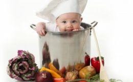 Дети на кухне: правила безопасности