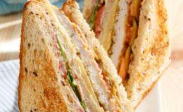 Как приготовить вкусный сэндвич?