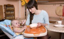 Правильное питание — формирование здоровых пищевых привычек у детей 6-9 месяцев