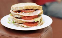 Профилактика простуды: вкусные бутерброды с луком (Видео)