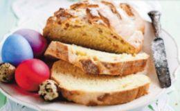 Сладкий сдобный хлеб с цукатами. Рецепт