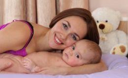 Женская грудь помнит первую беременность