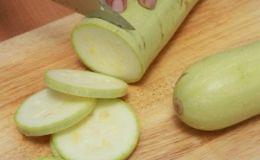 Пюре из кабачка — рецепт для первого прикорма