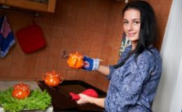 Безопасность малыша на кухне — как правильно организовать пространство