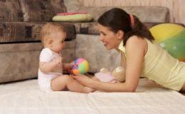 Общаемся с младенцем: важные правила
