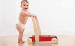 Развитие ребенка до года — путь к первому шагу: это должны знать родители