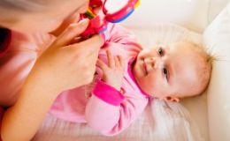 Предречевое развитие у новорожденного