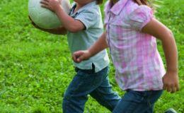 Профилактика плоскостопия у ребенка