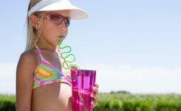 10 правил пребывания детей на солнце