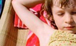 Солнечный удар у ребенка — что делать?
