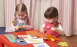 Развитие ребенка — как сделать дома аппликацию