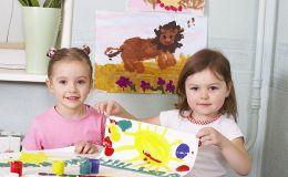 Развитие ребенка — как выбрать материалы для рисования