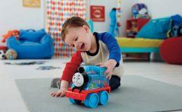 Играем, растем, развиваемся вместе с «Томасом и друзьями»!