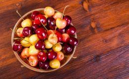 Клубника и черешня — рецепты оригинальных летних блюд для детей