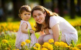 Волшебные действия материнства: секреты воспитания детей (видео)