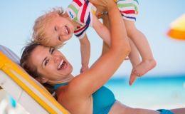 Как помочь пережить малышу 40-градусную жару?